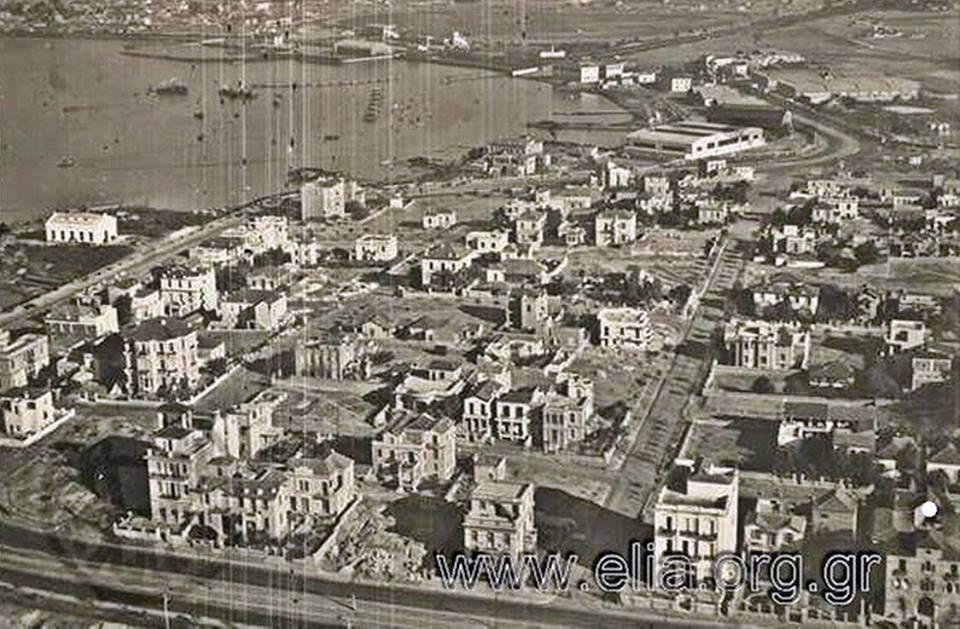 Το εκκλησάκι του Αγ. Γεωργίου και ο Ν.Ο.ΑΜ το 1968