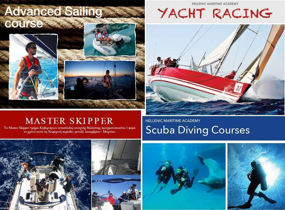 Advanced Sailing Course 2016