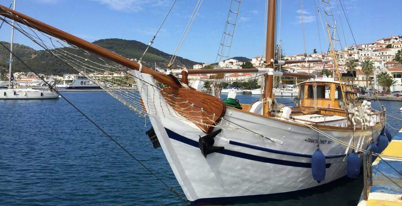 4ο Ναυτικό Σαλόνι Παραδοσιακών Σκαφών