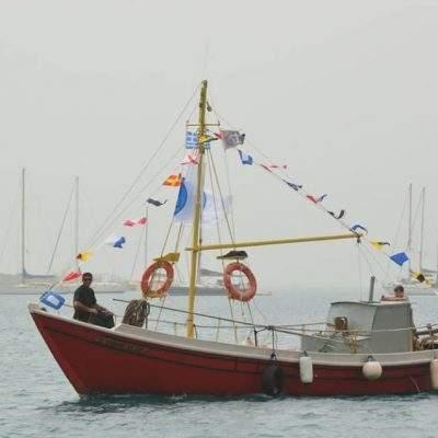 Το τσερνίκι «Άγιος Νικόλαος» συμπλήρωσε 106 χρόνια θαλάσσιας ζωής