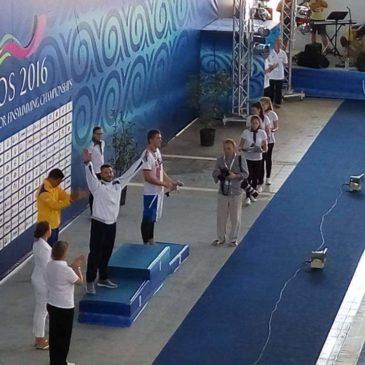 Ασημένιος στα 50μ στο Παγκόσμιο Πρωτάθλημα ο Λουκάς