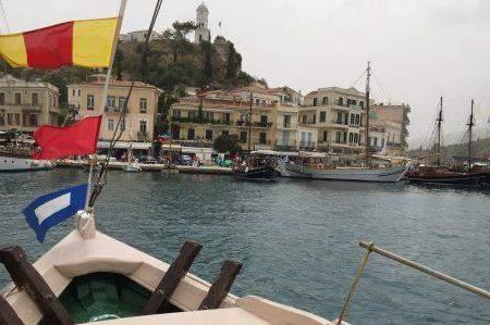 Ολοκληρώθηκε το 4ο Σαλόνι Παραδοσιακών Σκαφών