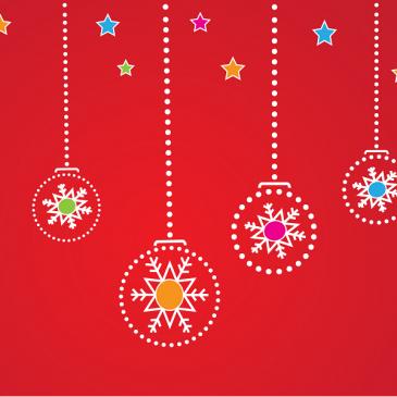 Kαλά Χριστούγεννα και ευτυχισμένο το νέο έτος !