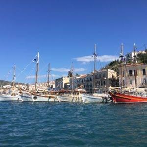 Τα καΐκια στο Ναυτικό Σαλόνι Παραδοσιακών Σκαφών