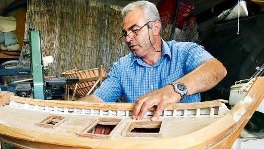 Μικροναυπηγική: «Να κρατήσουμε ζωντανά τα παραδοσιακά σκαριά»