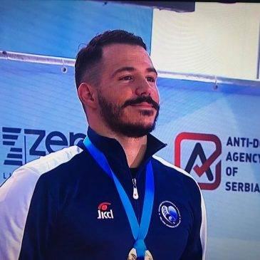 """Καρετζόπουλος: """"Αφιερωμένο στον Δημήτρη!"""""""